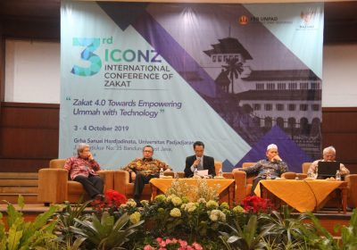 FEB Unpad dan Baznas Gelar Konferensi Internasional Zakat