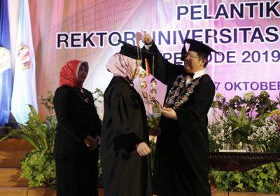 Guru Besar FEB jadi Rektor Unpad 2019-2024